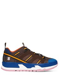 Burberry Tech Rs5 Sneakers Coffee