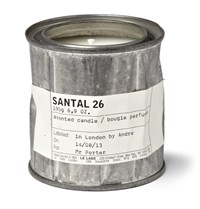 Le Labo Santal 26 Scented Candle 195G White