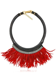 Fiona Paxton Freja Necklace Red