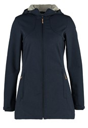 Icepeak Penni Soft Shell Jacket Dark Blue