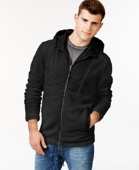 American Rag Fuzzy Feeling Jacket Deep Black