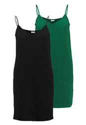 Jdypleaty 2 Pack Summer Dress Evergreen