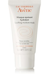 Avene Soothing Moisture Mask Colorless