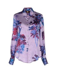 Liberty London Shirts Pink