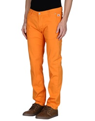 Roy Rogers Roy Roger's Casual Pants Orange