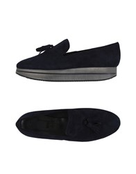 D'acquasparta Loafers Dark Blue