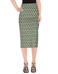 Momoni Momoni Skirts 3 4 Length Skirts Women Green