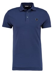 Antony Morato Polo Shirt Blu Persiano Blue