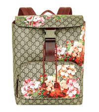 Gucci Blooms Logo Backpack Female Pink