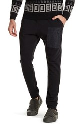Antony Morato Contrast Pocket Sweat Pant Black