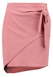 Missguided Tall Mini Skirt Rose