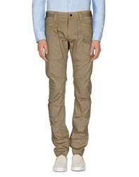 Dandg Trousers Casual Trousers Men Khaki