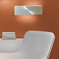 Nemo Small Shadows Wall Light White
