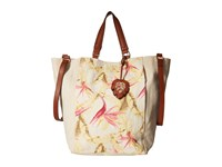 Tommy Bahama Reef Convertible Tote Birds Of Paradise Tote Handbags Multi