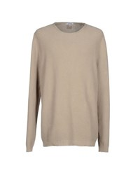 Bikkembergs Knitwear Jumpers Men Beige