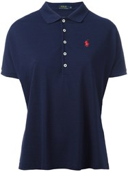 Polo Ralph Lauren Relaxed Fit Shirt Blue
