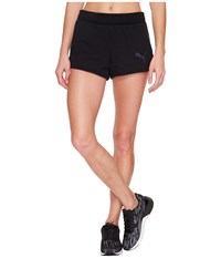 Puma Active Ess Shorts Cotton Black Women's Shorts