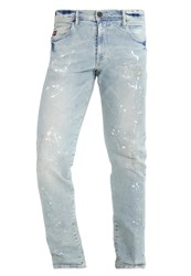 Petrol Industries Slim Fit Jeans Jamming Light Blue Denim