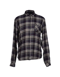 Rifle Shirts Grey