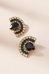 Anthropologie Coco Post Earrings Gold