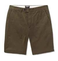 Todd Snyder Hudson Cotton Twill Shorts Green