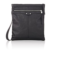 Balenciaga Men's Arena Classic Neo Sketch Crossbody Black Blue Black Blue