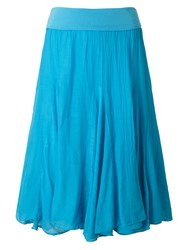 Phase Eight Natalia Skirt Blue