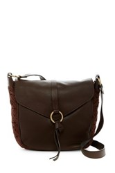 Nanette Lepore Desk Set Crossbody Brown