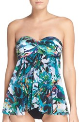 Gottex Women's Profile By Tropical Dawn One Piece Swimsuit