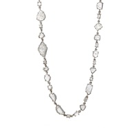 Sharon Khazzam Diamond Necklace