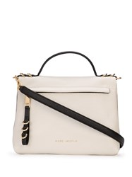 Marc Jacobs The Two Fold Shoulder Bag White