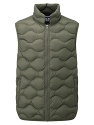 Tog 24 Event Mens Down Gilet Green