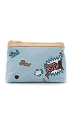 Paul And Joe Sister Fay Pouch Light Jeans