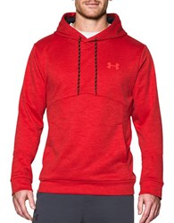 Under Armour Ua Storm Fleece Twist Hoodie Red