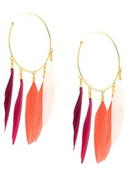 Mercedes Salazar Maat Hoop Earrings 60