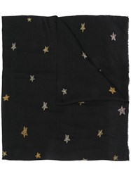 Lily And Lionel Brightest Star Scarf Black