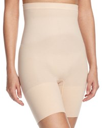 Spanx Higher Power Short Soft Nude