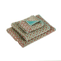 Pip Studio Blooming Tails Towel Khaki Bath