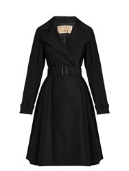Max Mara Panno Coat Black