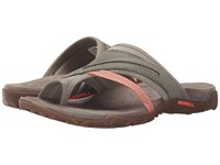 Merrell Terran Post Ii Putty Women's Shoes Taupe