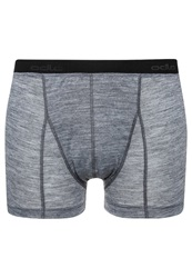 Odlo Revolution Shorts Grey Melange Mottled Grey