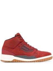 Bally King Sneakers Red