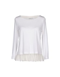 Marella T Shirts White