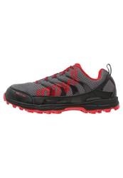 Inov 8 Inov8 Roclite 280 Trail Running Shoes Grey Red