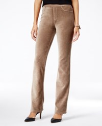 Styleandco. Style Co. Corduroy Pull On Bootcut Pants Only At Macy's New Rye