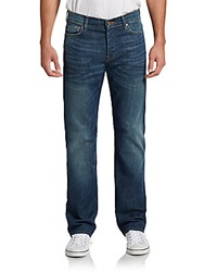 7 For All Mankind Standard Button Fly Jeans Searidge