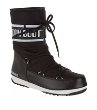 Moonboot Monaco Sport Moon Boots Male Black