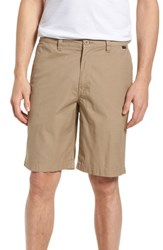 Travis Mathew Huntington Shorts Khaki