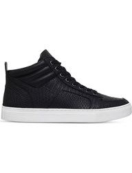 Kg By Kurt Geiger Kurtis High Top Trainers Black