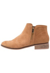 Dorothy Perkins Manta Ankle Boots Brown
